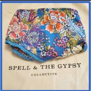 Spell & The Gypsy Collective Bloomers Blue Size XL